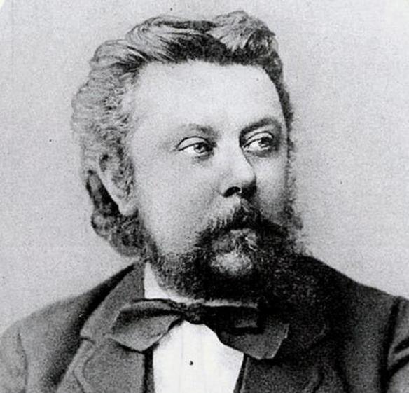 Mússorgski, l'any 1874
